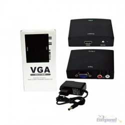 Conversor VGA x HDMI